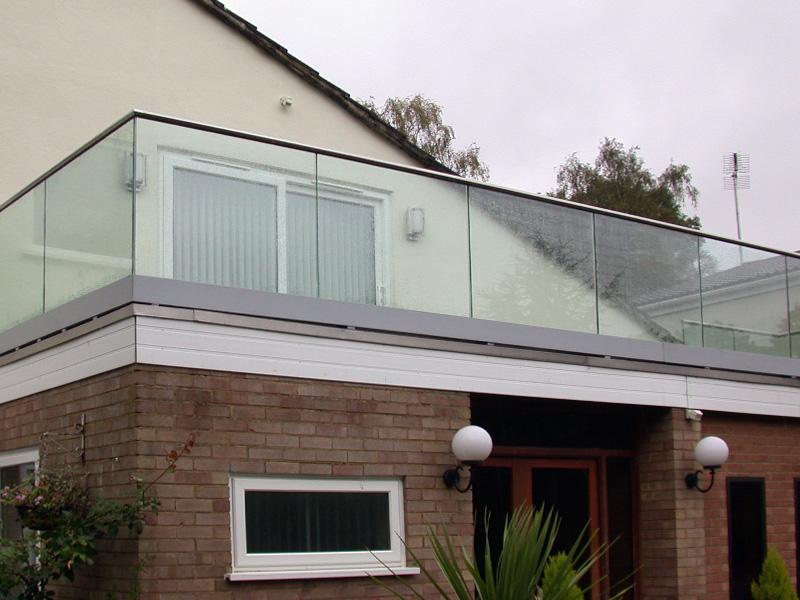 Glass Balcony